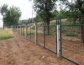 郑州铁路栅栏封闭施工